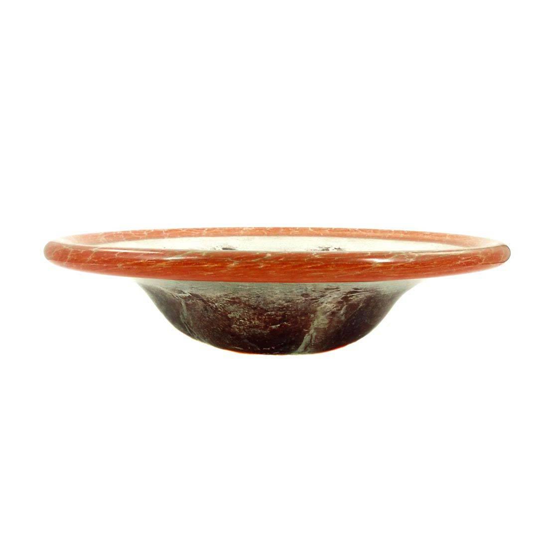 wmf wmf ikora schale 34cm in orange rot antikes glas neuwirth. Black Bedroom Furniture Sets. Home Design Ideas