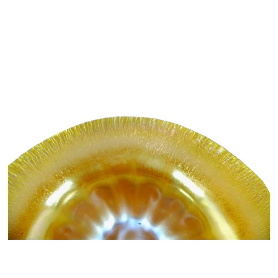 wmf wmf schale mit myra dekor optisch gerippt form j294 um 1936 antikes glas neuwirth. Black Bedroom Furniture Sets. Home Design Ideas
